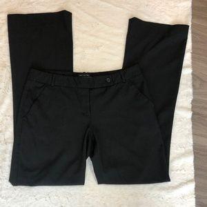 🏝The Limited Pants Drew Fit Black Straight Leg 6